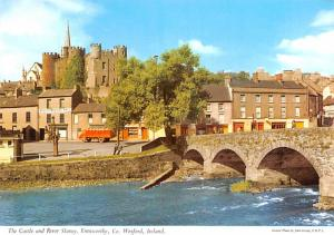 Castle and River Slaney - Co Wexford, Ireland