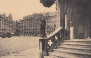 BRUXELLES , Belgium , 00-10s ; Escalier des Lions