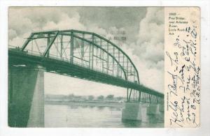 2118 AR  Little Rock    FREE  BRIDGE  Arkansas River