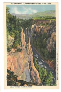 WY Yellowstone National Park Needle Grand Canyon Haynes PC