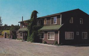 The 122 Mile House Lodge,  situated at Lac La Hache,  on the Cariboo Hwy,  B....