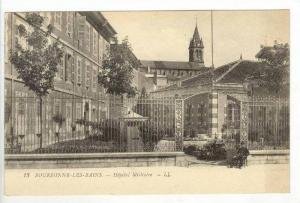 Hospital Militaire,Bourbonne les Bains,France 1900-10s