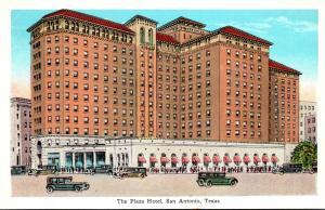 Texas San Antonio The Plaza Hotel