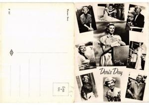 CPA AK Doris Day FILM STAR (399545)