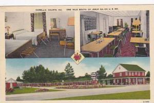 Camellia Courts, Inc. Jesup, Georgia,  30-40s