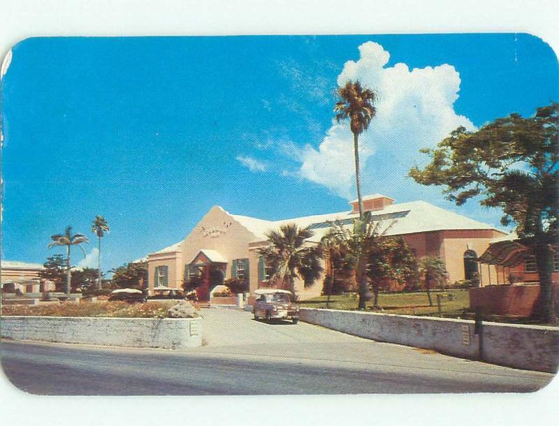 Pre-1980 NICE VIEW Hamilton Bermuda i4240