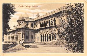 Pakistan Lahore, Chiefs College
