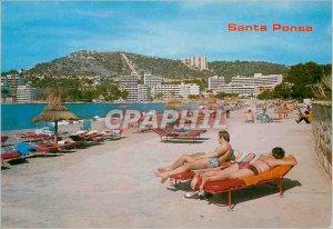 Postcards Modern Santa Ponsa (mallorca)