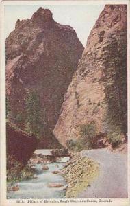 Colorado Pillars Of Hercules South Cheyenne Canon