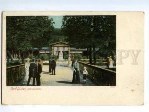 133205 GERMANY BAD ELSTER Wandelbahn Vintage postcard