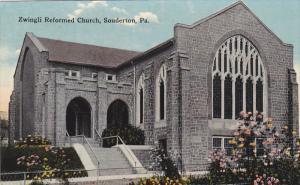 SOUDERTON, Pennsylvania, 1900-1910´s; Zwingli Reformed Churc