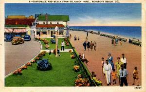DE - Rehoboth Beach Boardwalk