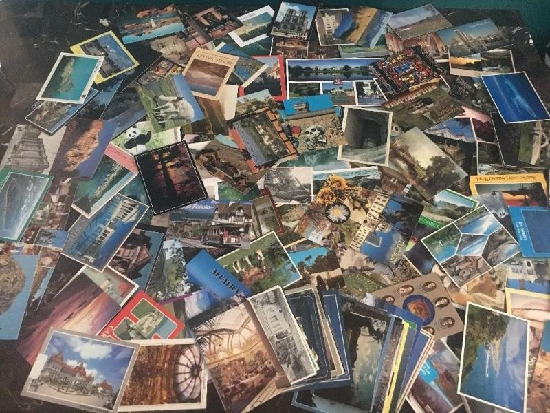 Massive World Wide Picture Postcards Covers Collection Lot