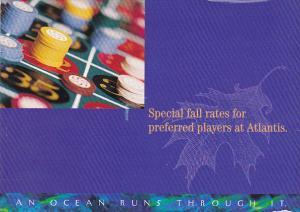 Bahamas Paradise Island Advertising Atlantis Casino