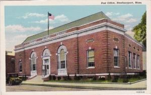 Massachusetts Newburyport Post Office
