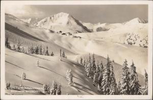 Skiparadies Kitzbuhel Obere Fleckalm Hahnenkamm