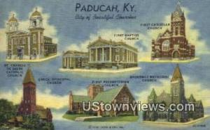 St. Francis De Sales Catholic Church Paducah KY 1951