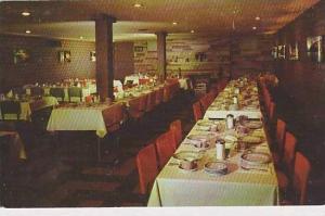 Ohio Bellville The San-Dar Dining Room