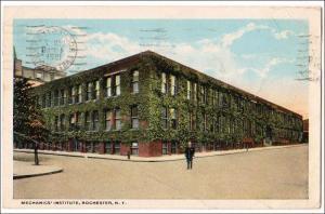 Mechanics Institute, Rochester NY