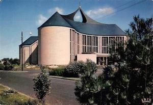 Belgium Coxyde Bains, Eglise Notre Dame des Dunes Church Kerk