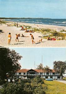 Denmark Marielyst Ostersobad Falster Beach Strand