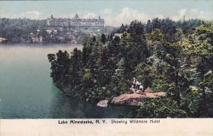 Showing Wildmere Hotel Lake Minewaska New York