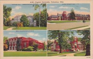 Ohio Columbus Capital University Multiples 1941
