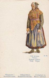 Woman of Finland , 00-10s ; Gift kvinna Vaimo. Vora.