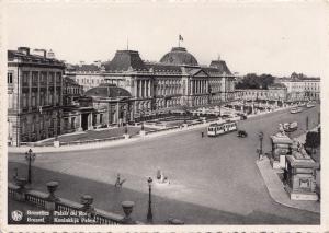 Belgium, Brussels, Bruxelles, Palais du Roi, unused Postcard