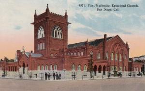 SAN DIEGO , California , 00-10s ; First Methodist Episcopal Church