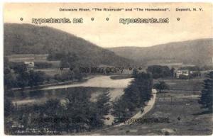 Delaware River, Deposit NY