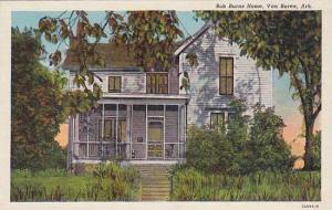 Bob Burns Home, Van Buren, Arkansas, 30-40s