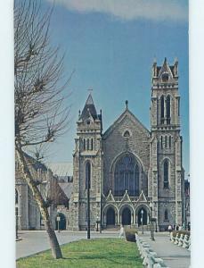 Unused Pre-1980 CHURCH SCENE Cincinnati Ohio OH G3493