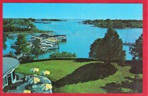 TIDES INN. IRVINGTON, VIRGINIA  FRONT LAWN SEE SCAN   (PC155)