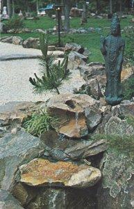 Japanese Gardens , BIRMINGHAM , Alabama , 50-60s
