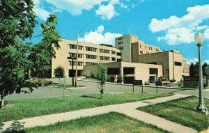 Postcard Beaver Dam Community Hospitals Hillside Unit Wisconsin