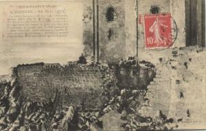 CPA Domfront (Orne) L'Agonie (150925)