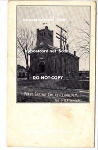 First Baptist Church, Lima NY