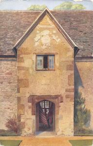 uk29696 south porch sulgrave  manor uk