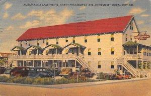 Ambassador Apartments Ocean City, Maryland MD