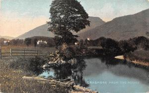 Cumberland Grasmere from the Rothay National Series