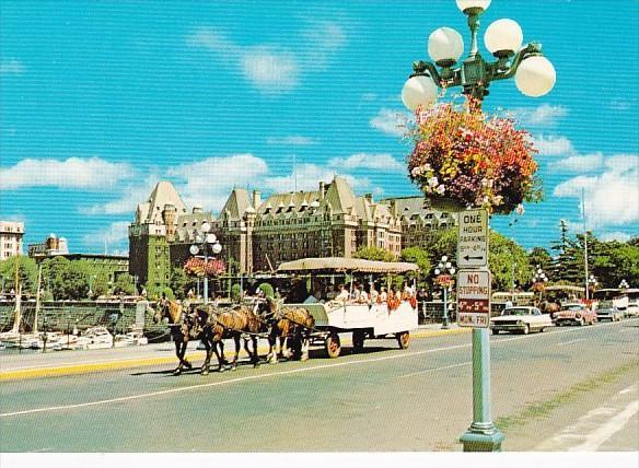 Canada Victoria Horse Drawn Tallyho