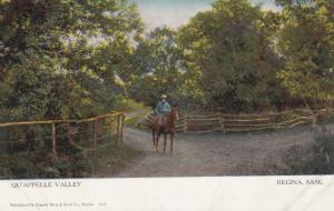 Qu'Appelle Valley , REGINA , Sask. , Canada , 00-10s