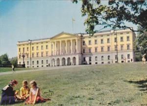 The Royal Palace,  Oslo, Norway, 50-70s