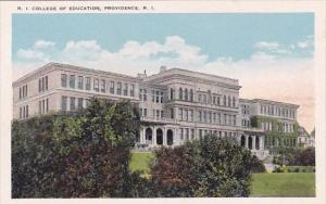 Rhode Island Providence College Of Education