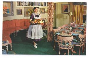Kutztown PA Glockenspiel Restaurant US Route 222 Waittress