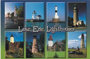 Lake Erie Lighthouses Multi View