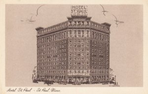 ST. PAUL, Minnesota, 1930s; Hotel St. Paul