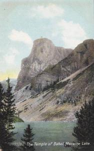 The Temple of Babel, Moraine Lake, Banff, Alberta, Canada, 00-10s