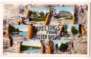 Greetings from Oyster Bay NY